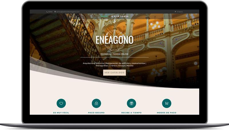 Mostro Town Diseño Web