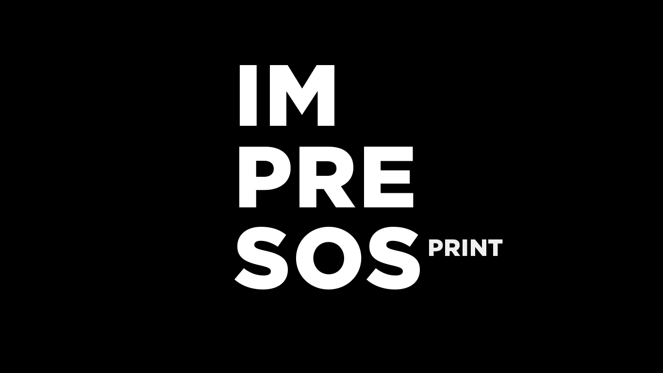 Mostro Town Print
